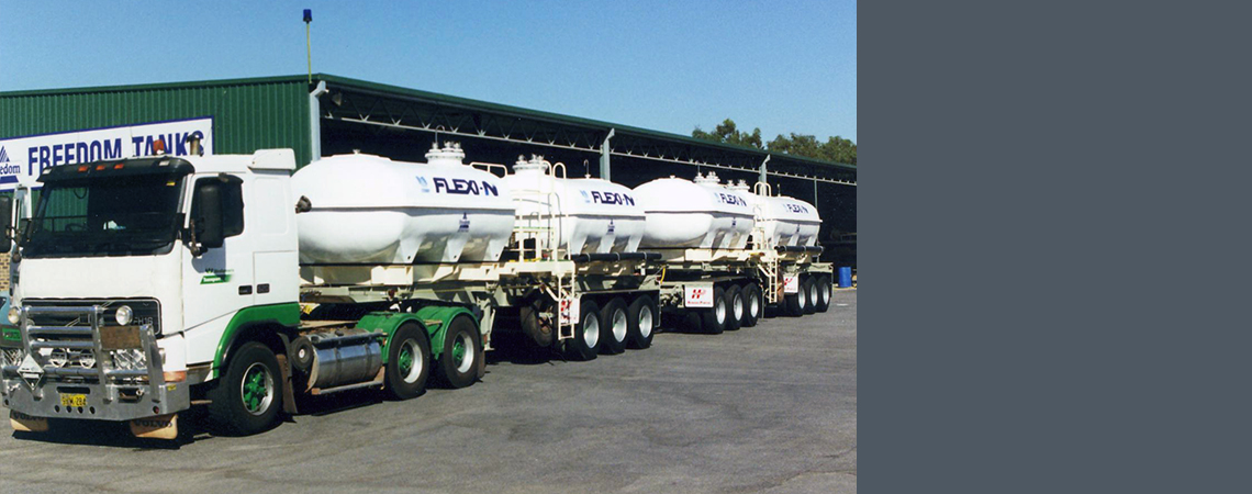 Liquid Fertiliser Tanks